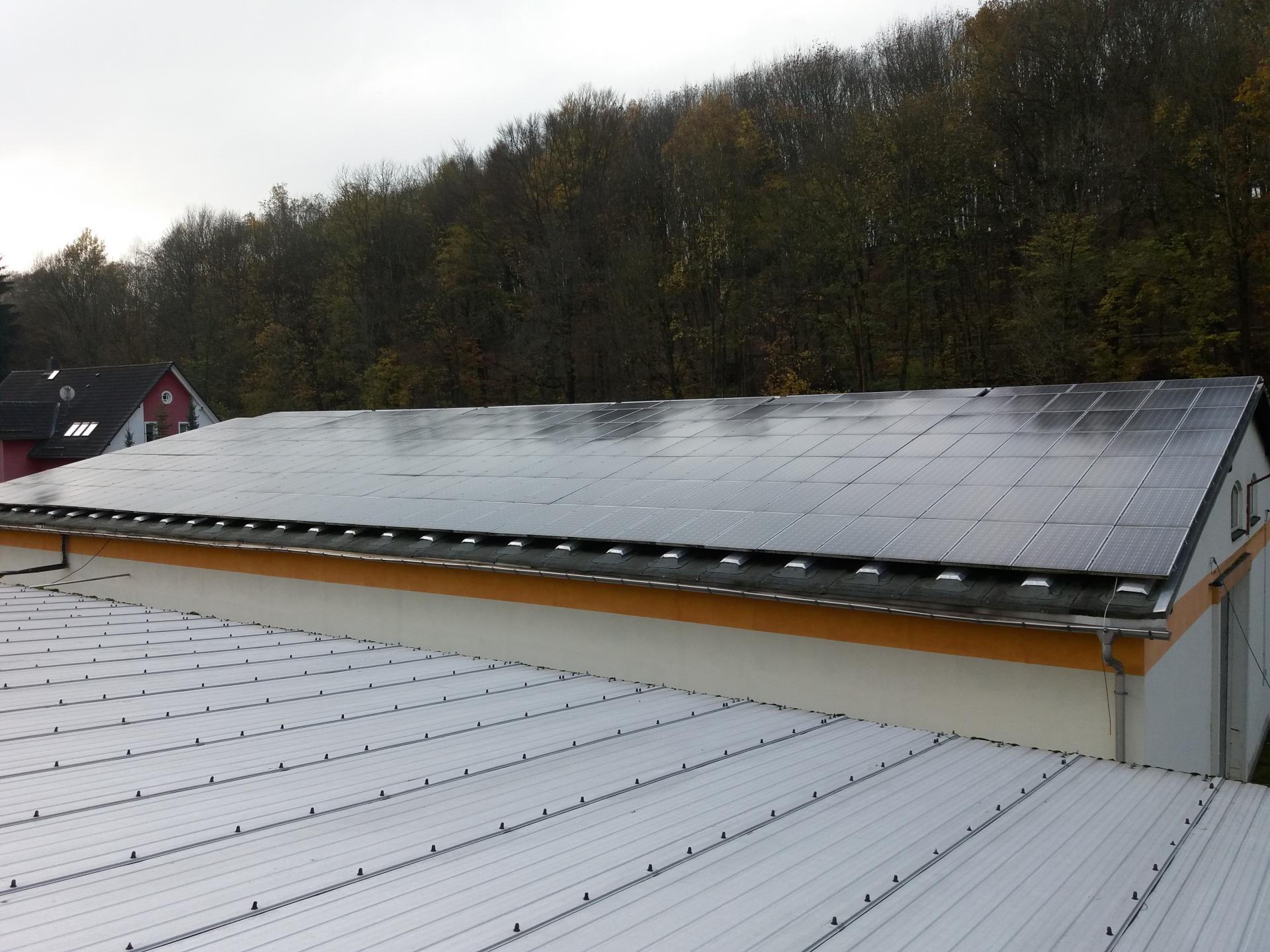 86,40 kWp Photovoltaikanlage