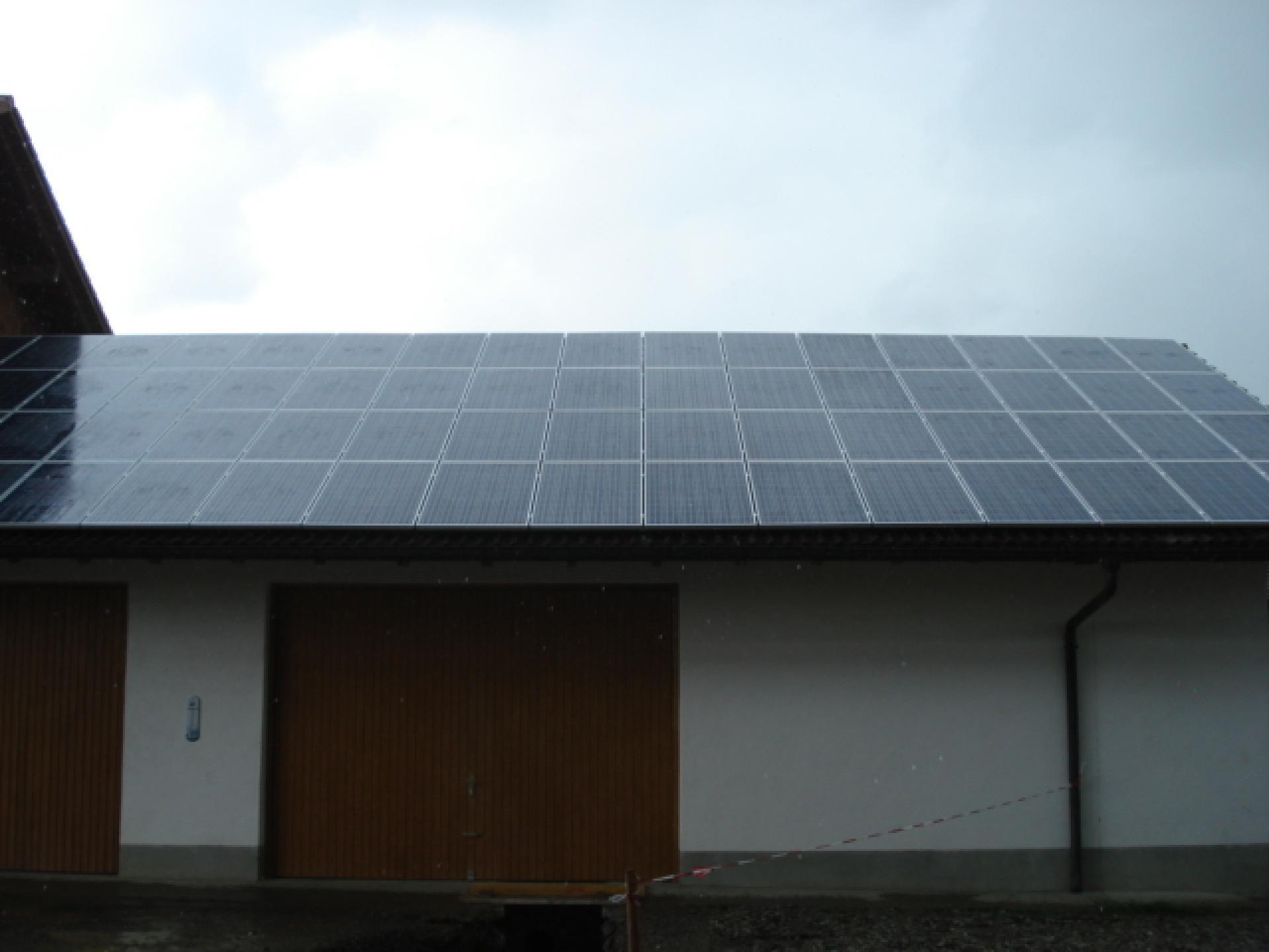 59,00 kWp Photovoltaikanlage